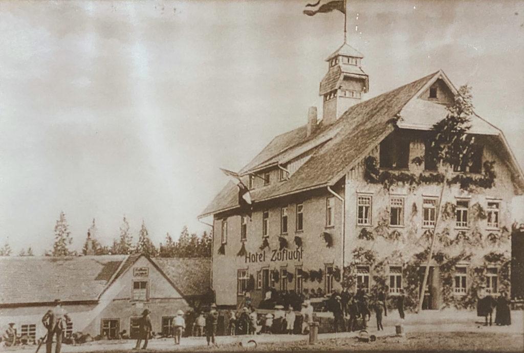Natur und Sport Hotel Zuflucht im Schwarzwald